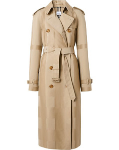 Waterloo cotton trench coat