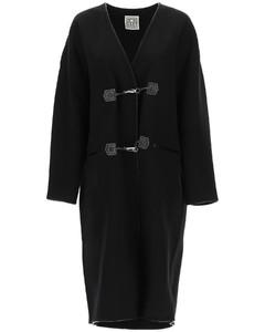Toteme cachemire clasp coat