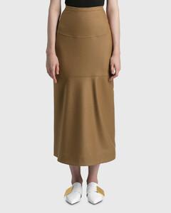 Wool Jersey Skirt