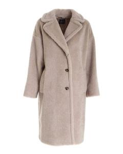 Salmone coat in beige