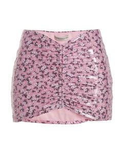 Shamrock Print Dress