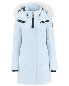 Puffer Jackets Moose Knuckles for Women Arctic Ice