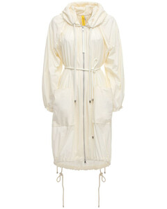 Diamond Long Recycled Trench Coat