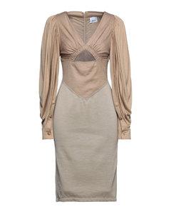 Paris drawstring cashmere track pants