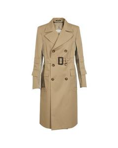 Décortique trench coat