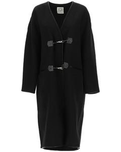 Cachemire Clasp Coat