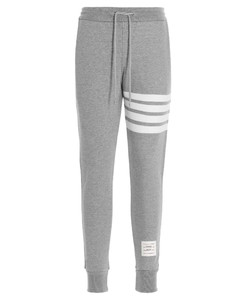 Knitted roll-neck jumper