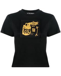 黑色Toronto羽绒大衣