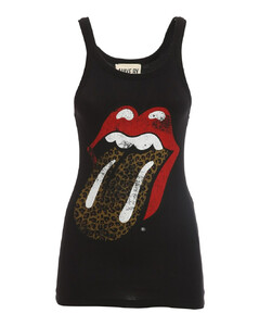 bag in quilted denim