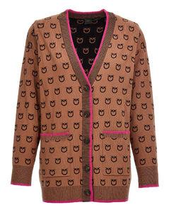 Kenna colour-blocked ribbed-knit tank