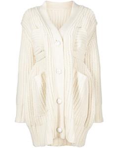 Alexia sweetheart-neckline stretch-knit top