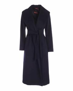 Loriana coat in blue