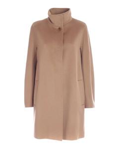 Colle coat in beige