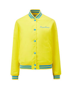 Lulu ivory cotton wrap skirt
