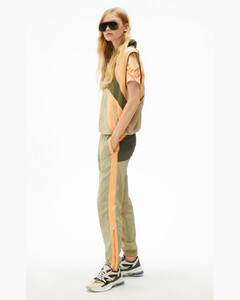 Cable Knit Short Sleeve Sweater