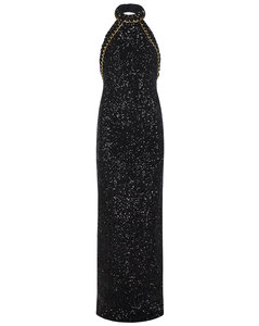 High-rise wool-twill tailored trousers