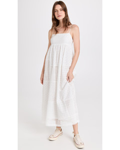 Leila padded shell-down gilet