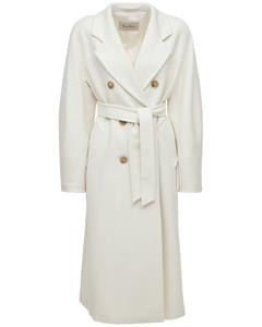 Madame Long Wool & Cashmere Coat