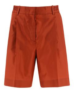 wool-cashmere blend knit track pants