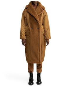 Reversible Teddy Bear Icon Coat