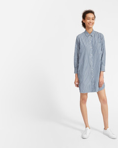 The Cotton Shirtdress