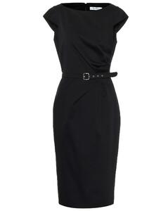 Neris stretch-cotton midi dress