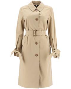Trench Coats And Rain Coats Burberry for Women Honey