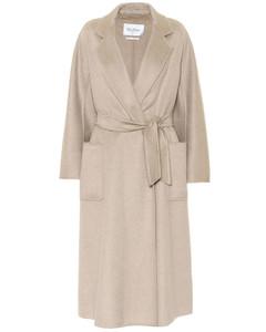 Labbro cashmere wrap coat