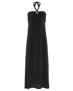 Leisure Morris halter maxi dress