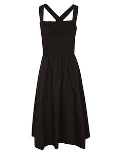 Dawn lace-up stretch-knit bralette