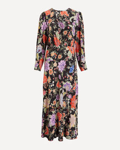 Women's Sequin Classic Cable Knitted Jumper - Accent Pink