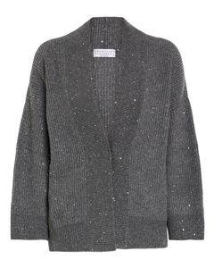 Cropped Cotton Denim Jacket