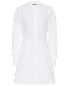 棉质衬衫裙