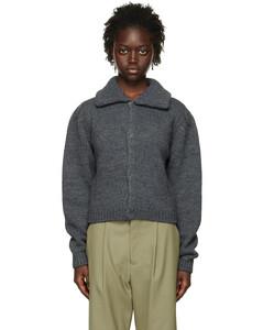 羅紋筒形連衣裙
