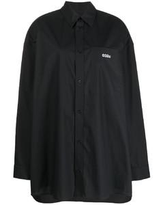 Chaz羊毛皮正反两穿短款夹克