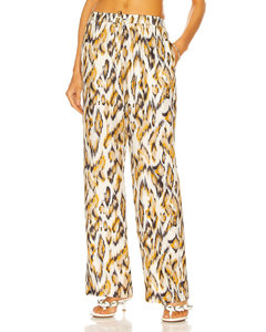 Amal vegan leather trench coat