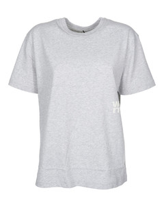Printed Cotton Gabardine Mini Shorts