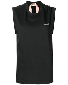 Lans quilted nylon short down jacket