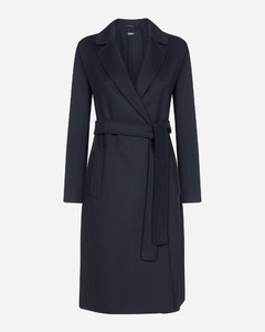 Pauline virgin wool coat