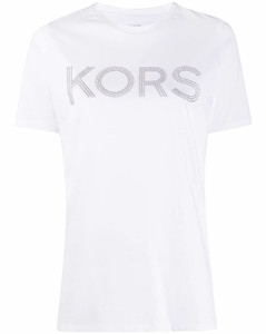 Black polyester blend oversize t-shirt