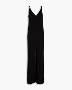 Cropped Cotton Pants Ivory