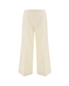 Blair striped lambswool sleeveless sweater