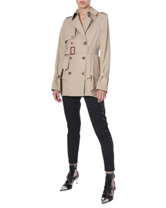 FLARED TRENCH