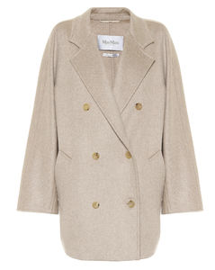 Sella cashmere coat