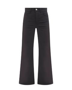 Cutout ribbed-knit dress