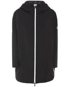 Nylon Canvas Waterproof Down Jacket