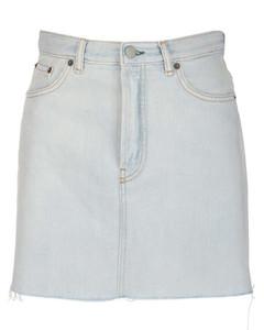 Cream faux shearling sweatshirt