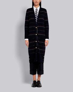 羊毛V领开衫