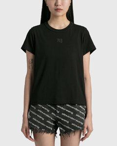 Stretch Jersey Cropped Pants