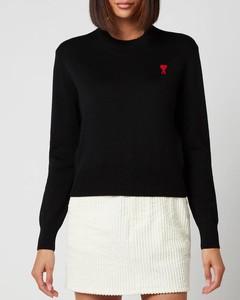 Women's De Coeur Sweater - Noir